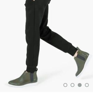 Everlane The Street leather ankle booties